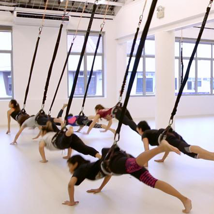 Bungee Dance Workout
