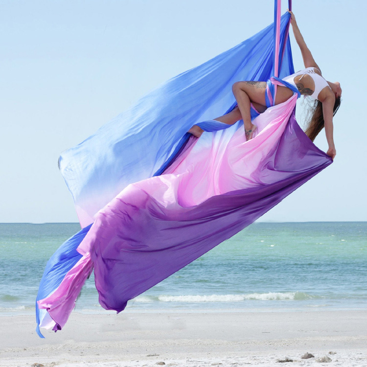 Colorful Yoga Swing Hammock