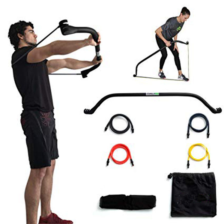 Bow Portable Resistance Training Bands
