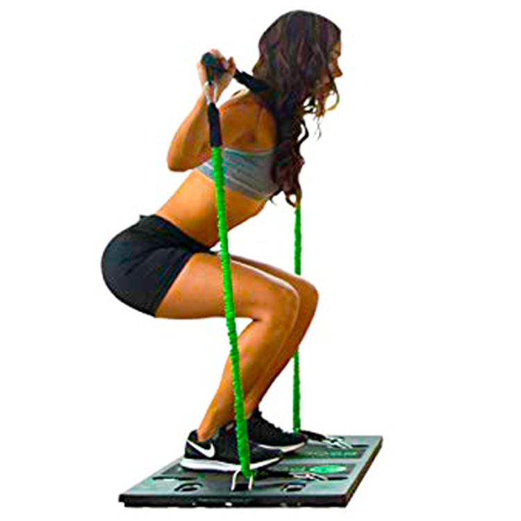Portable Gym Travel Workout Equipment